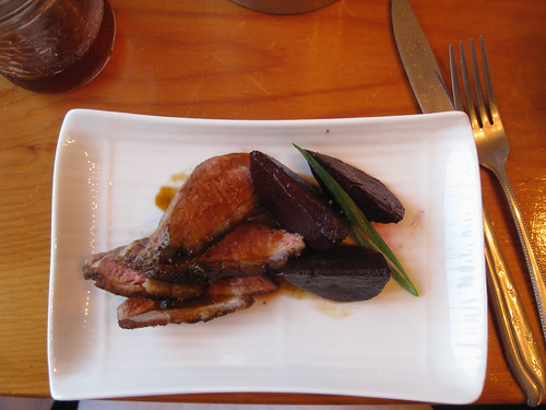 12B dreamy duck breast