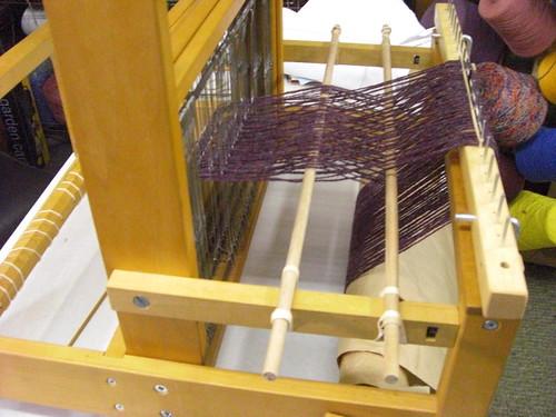 weaving!!