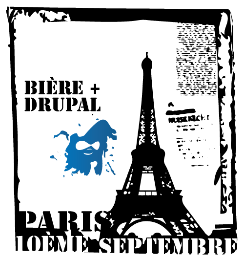 Beer + Drupal in Paris