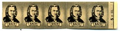 Wright-Way Award Seals - Bach (Sheet)