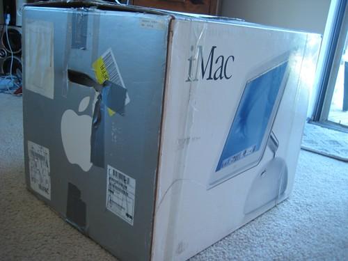 iMac in a box.