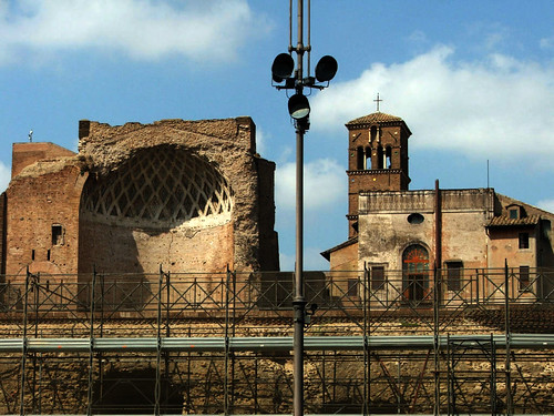 Domus Aurea - Nero's House