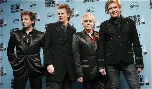 Duran Duran en Lima 4 Noviembre