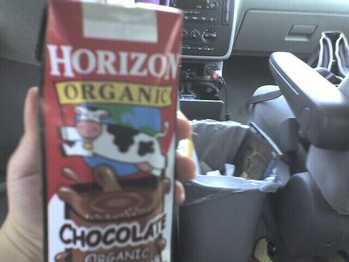 Cassie's Milk (Cassie took this)