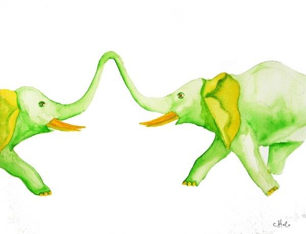 Elephantnahpele