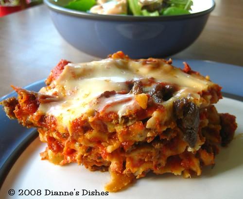 Gluten Free Slow Cooker Lasagna