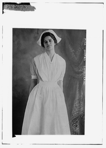 Miss Dorcas Snodgrass by Library of Congress from Flickr