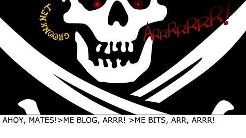 Piratey Groonkness