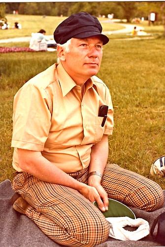 Gallup Park Ann Arbor. Brad at Gallup Park, Ann Arbor