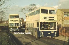 'School's Out' in Wolvo', 1981 (Lady Wulfrun) Tags: school bus buses compton transport wm corporation journey 1981 service routes february grange edmunds jumbo 708 walsall fleetline parkroyal 761 stedmunds tettenhall petersst northerncounties ncme wmpte tettenhallroad comptonroad wolverhampron comptonparks2schoolsst toc1h xdh510g newbridgecrescent