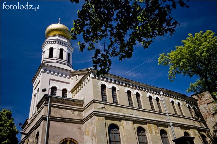Cerkiew św. Olgi w Łodzi
