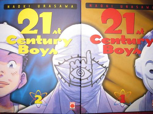 La fin de 20th Century Boys ...