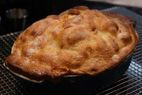 Cheddar Crust Apple Pie 2