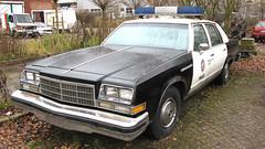1977 Buick Electra Police Car (jens.lilienthal) Tags: auto cars car la buick los angeles hamburg police voiture american autos lesabre 1977 polizei electra voitures departement biuck