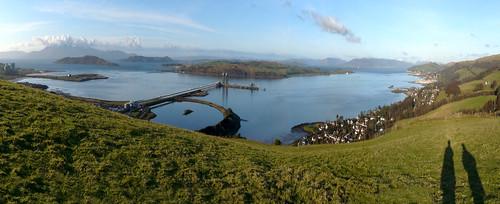 Clyde panorama above Fairlei 10Dec08