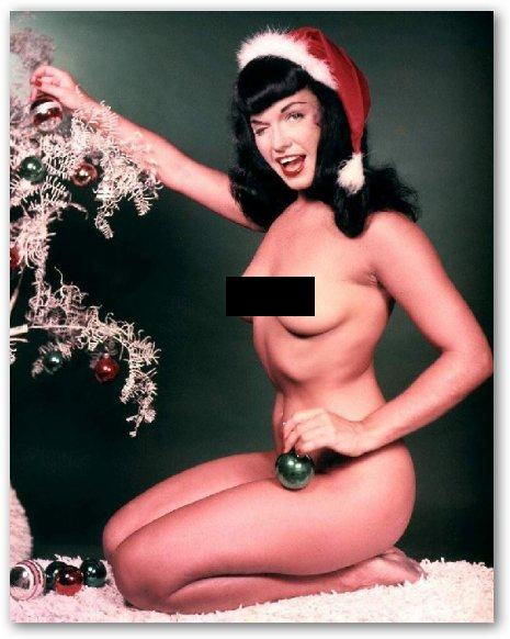 Bettie Page Playboy Playmate
