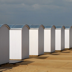 beach huts in Knokke, Belgium (Werner Schnell Images (2.stream)) Tags: beach belgium huts explore hut knokke soe werner ws schnell explored favemegroup4 favemegroup6 theunforgettablepictures wernerschnell wernerschnellimages wernerschnellallrightsreserved