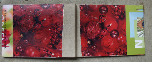 Sketchbook #26: Front and back cover