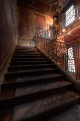 Stairs ((Erik)) Tags: stairs 1 hdr zeist slotzeist 5xp thnxx architectjacobroman flickrflikkergay willemadriaanivannassau