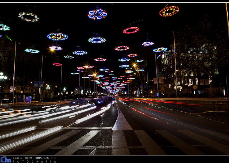 3131514995 fd3516f9f6 o Luces de navidad en Madrid. Photowalk