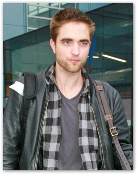 Robert Pattinson's New Haircut