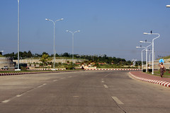 "Naypyidaw, ""City of Roundabouts"" by clkr"