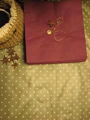 star anise's butterfly (yuuko.y.n) Tags: christmas pattern settings