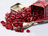 Happy New Year! (Dragan*) Tags: red food macro closeup fruit berry berries dof box serbia spoon getty translucent belgrade beograd srbija arils nar exoticfruit rubies punicagranatum dragantodorovic singidunum