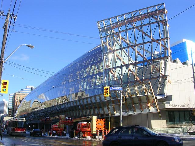 Foto De Galería De Arte De Ontario Ago Toronto: AGO Art Gallery Of Ontario, Toronto
