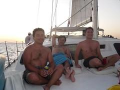 Vacaciones 2008 - Velero y esnórquel - Playa Potrero Guanacaste - Costa Rica (by mdverde)
