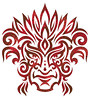 Aztec Tribal One of the