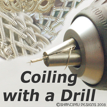 DOWNLOAD Coiling With a Drill