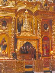 San Alejo de Moscu (abarrero2000) Tags: saint russia moscow holy bones orthodox metropolitan santo relics metropolitano reliquary reliquias reliques relicario reliquaire  metropolithe