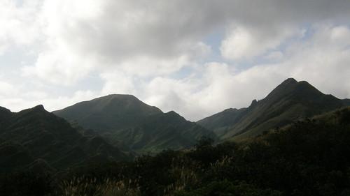 016.山巒與稜線