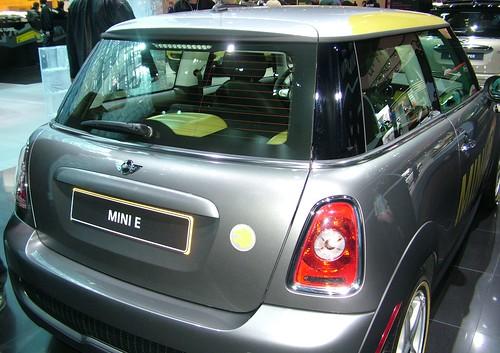 Electric Mini Rear