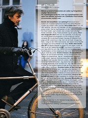 Interview in Danish Mag