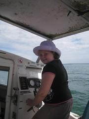 Amy as Skipper