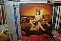 Van Halen's CD