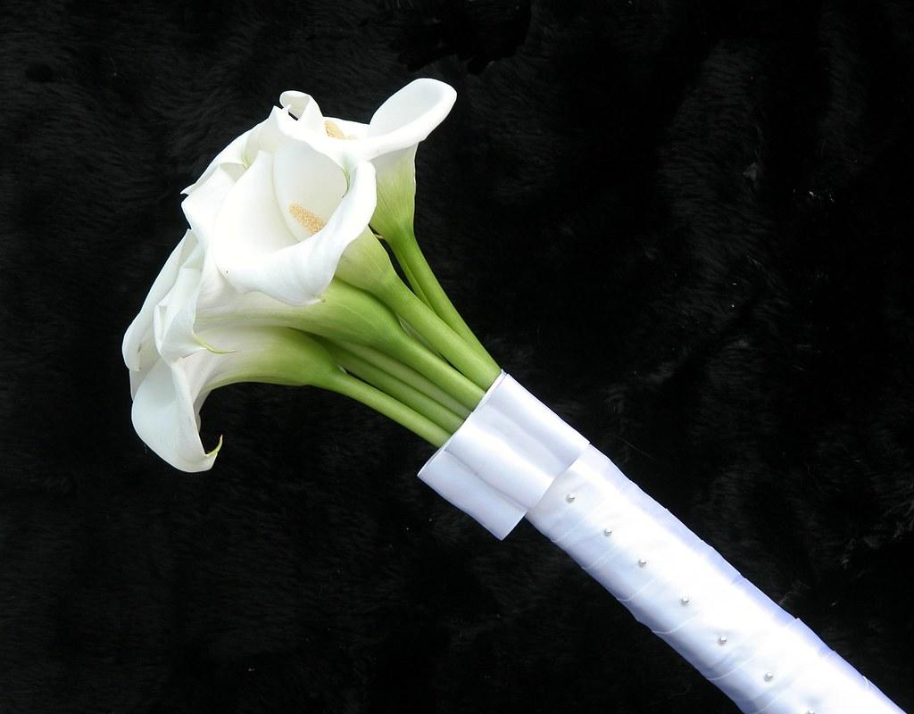 Arum Bouquet