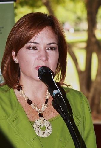 Primera Dama de la República de Panamá Lic. Vivian de Torrijos