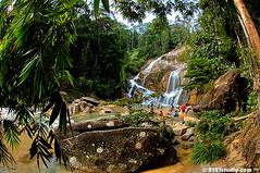 04   Pandan Waterfall (HDR) (2121studio) Tags: green nature wet water nikon air d70s fresh ali malaysia flowing indah nikkor hdr kuantan alam balak sungai fisheyelens basah 瀑布 nikkor105mm nikonian malaysianphotographer malaysianrainforest airterjunsgpandan pandanwaterfall 2121studio kuantanphotographer pahangphotographer ciptaanallahswt malaysianwaterfall airterjundimalaysia pahangwaterfall malaysiantouristattraction airterjunmalaysia pahangtouristattraction airterjunxxx