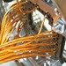 UHV chip trap wiring by fatllama, on Flickr