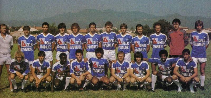 alès 1983-84