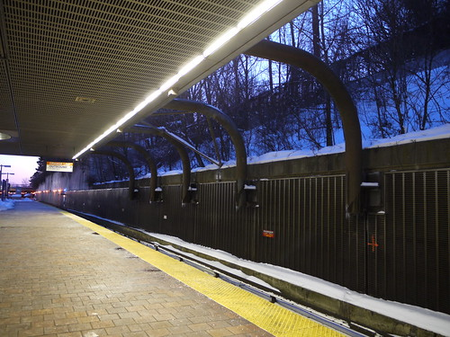 MBTA - Green Street Station