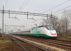ES9413 (maurizio messa) Tags: railroad eurostar railway trains es bahn lombardia mau ferrovia treni etr500 pavese etr nikond40x alpc es9413