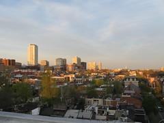Center City roof deck