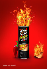 Pringles Hot & Spicy: Ideales para Invierno. (zamax4) Tags: red hot argentina pepper fire flames papas explosion spicy fuego pringles aji picante fritas explotion flamas zamaxdesign