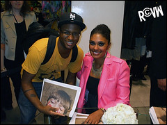 RCVW x Rachel Roy (Ryan Christopher VanWilliams - NYC) Tags: street new nyc newyorkcity pink summer ny newyork black love hat yellow tattoo spring rachel williams 4 ss 34thstreet performance free meeting tshirt collection jacket autograph backpack april macys accessories marcjacobs bookbag blazer greeting signing department 34th heraldsquare instore manifesto estelle 2010 nuevayork meetgreet americanboy vanwilliams rachelroy rvw maripol ryanchristophervanwilliams rcvw rachelbyrachelroy