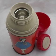 Junior Nurse Thermos Bottle 1960's