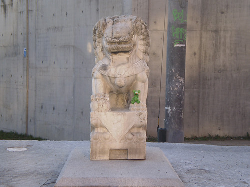 18/52 - Stone lion